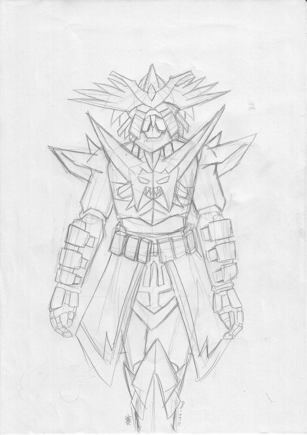 Heavy Knight by Prafa-AR