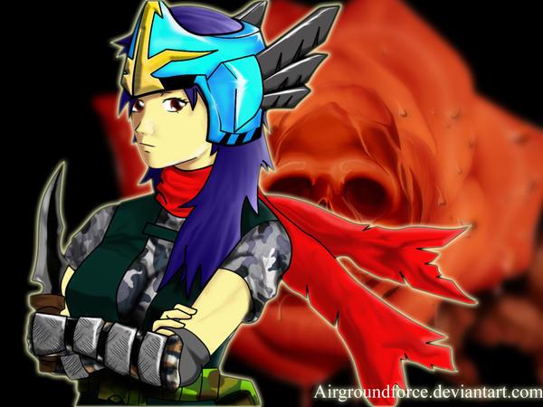 Assasin quetzal updated by Prafa-AR