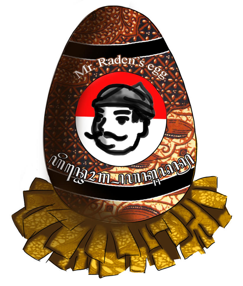 Mr. Raden's Egg by Prafa-AR