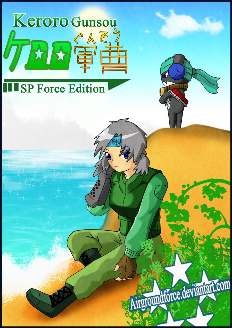 Keroro Gunso dojinshi cover XD by Prafa-AR