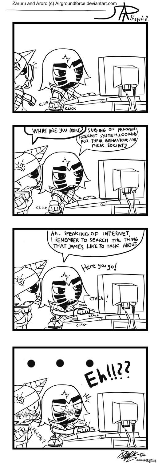 Zaruru: Internet by Prafa-AR