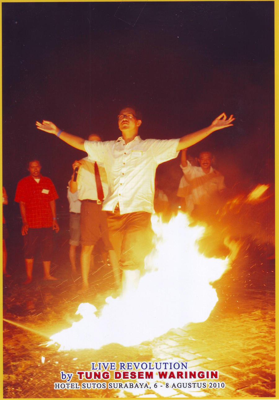 'I am ON FIRE' by Prafa-AR
