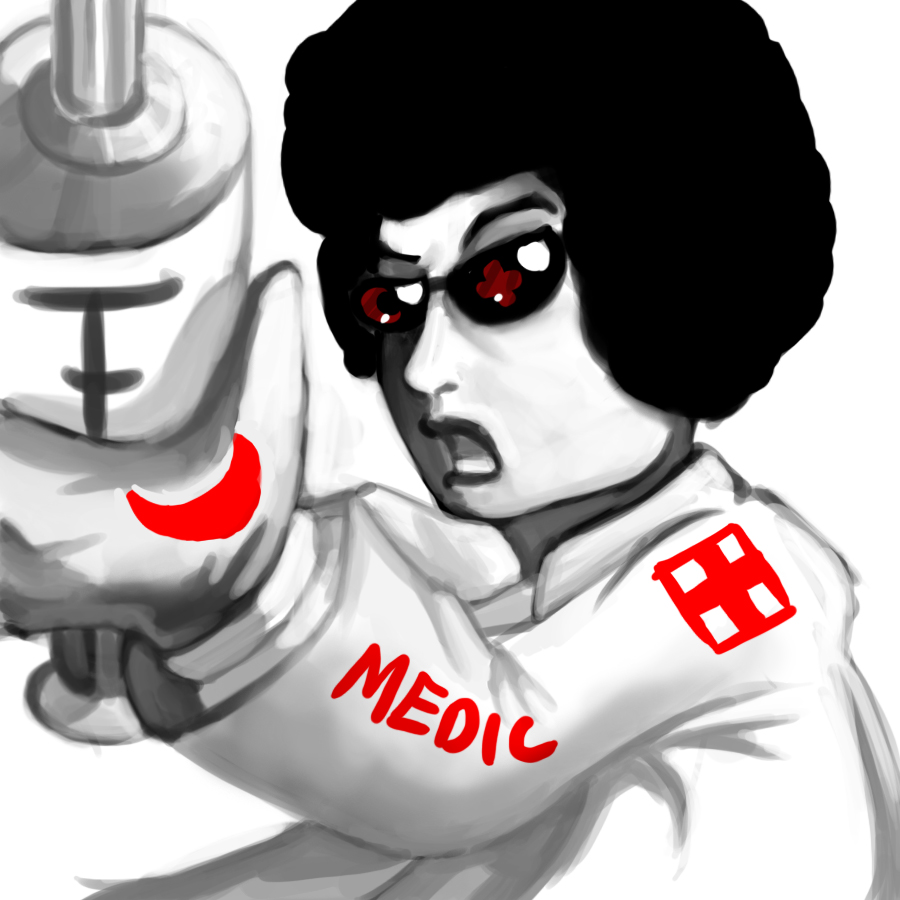 Medic by Prafa-AR