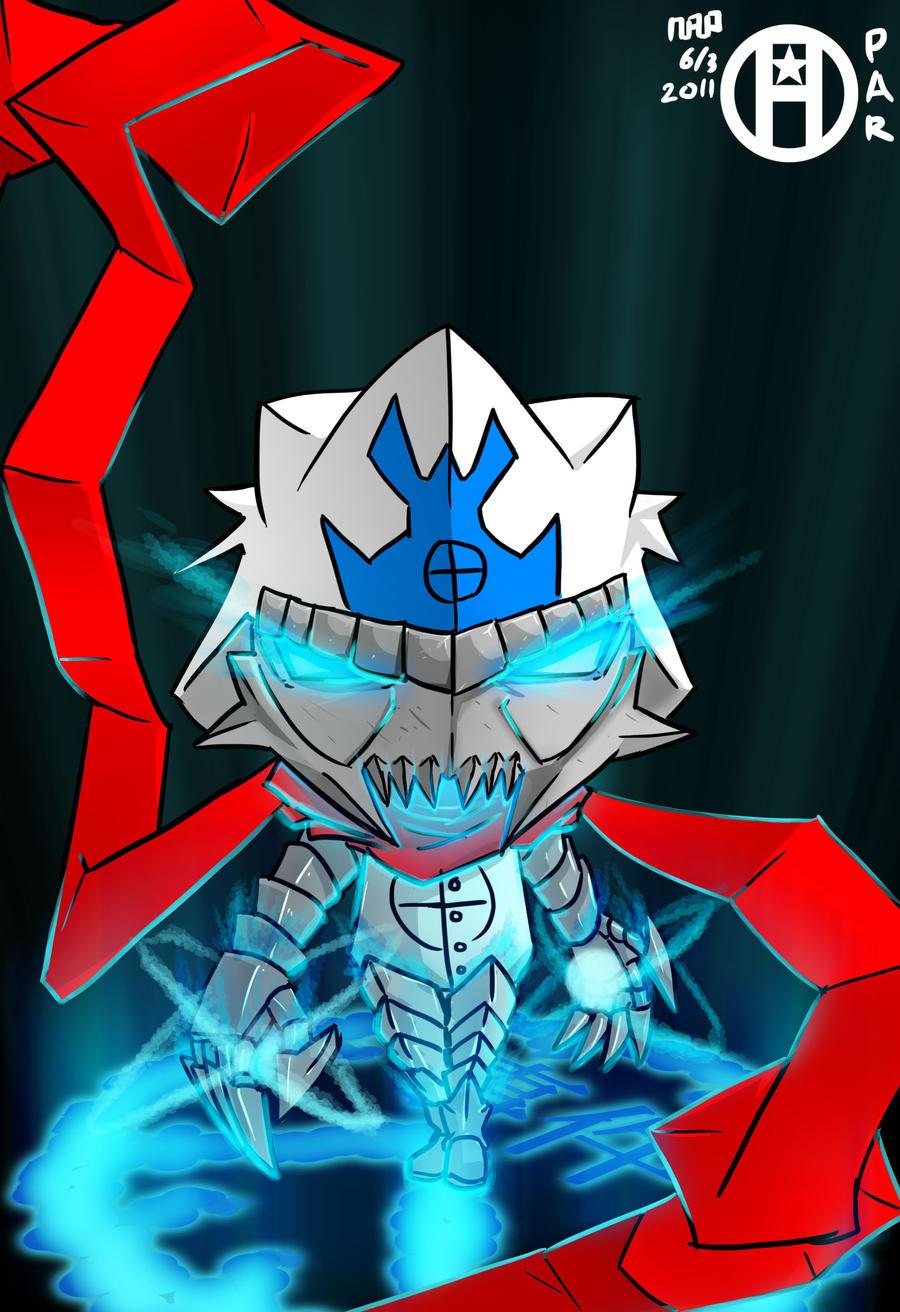 Jikeke Armor Mode by Prafa-AR