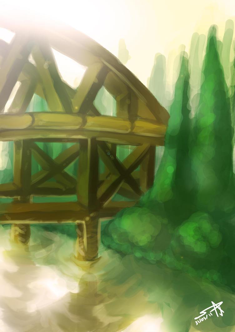 Bridge by Prafa-AR