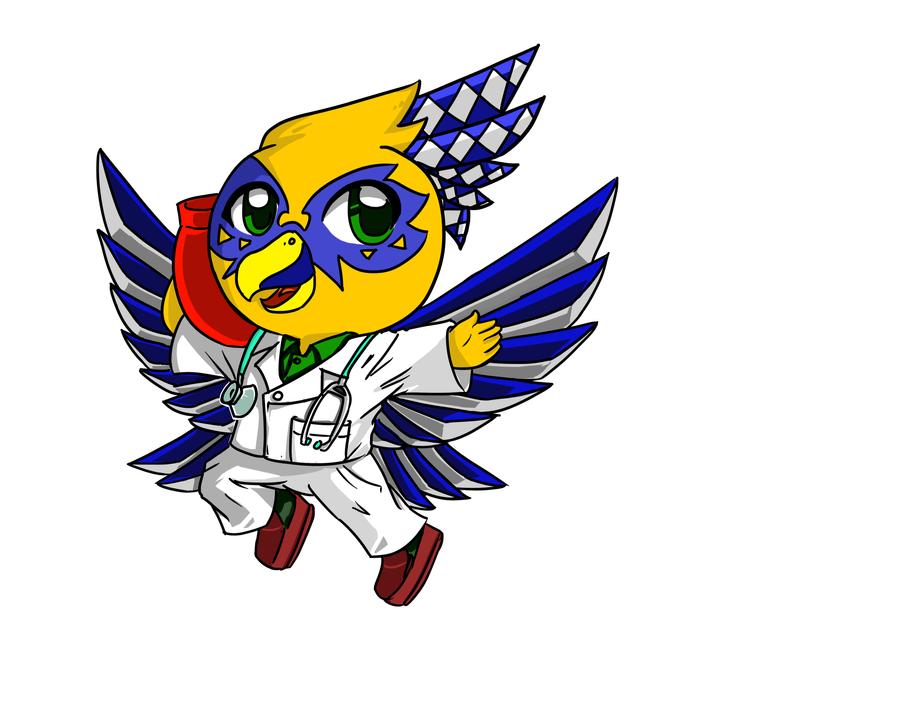 UNAIR- Garuda Wisnu Kencana by Prafa-AR