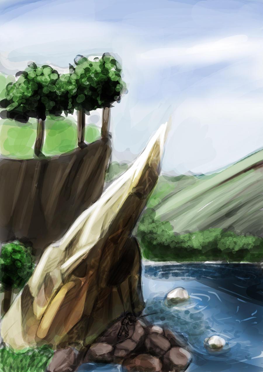 Painting practice by Prafa-AR