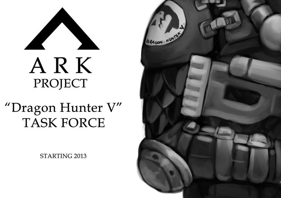 Ark Project- Announcement by Prafa-AR
