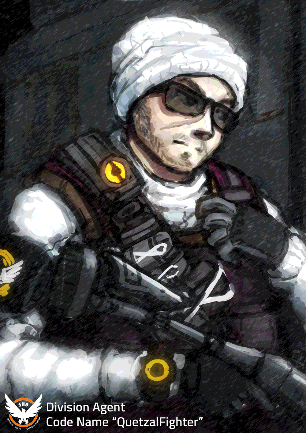 160420- Division Agent by Prafa-AR
