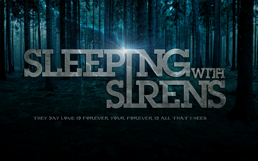 Sleeping With Sirens Wallpaper by fueledbychemicals ...