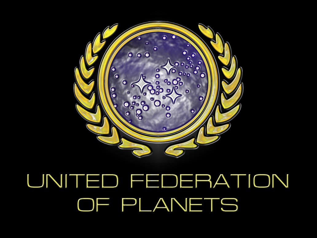 united federation of planets emblem - photo #12