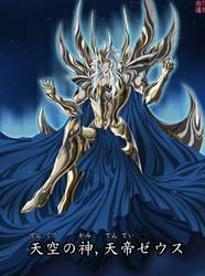 Zeus Saint Seiya by LosSeisCaminos