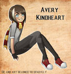 Harry Potter OC: Avery Kindheart by Sparvely