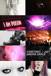 DC Comics: Casdi Aesthetic by Sparvely