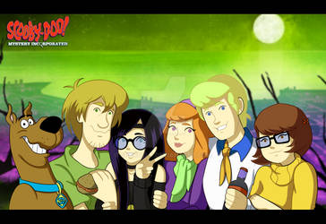 Scooby Doo: The Gang