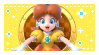 ~Princess Daisy stamp~ by TokieTheDeadGuy