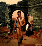 Tomb Raiders: Curse Of The Jakal