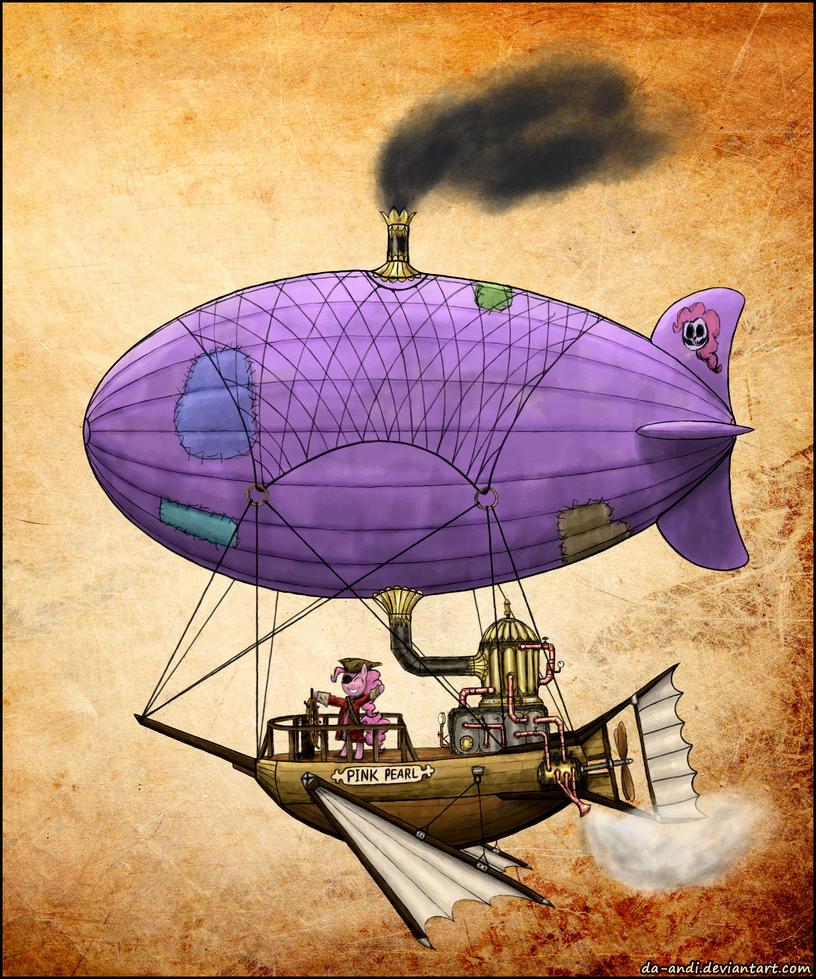 Steamboat Pinkie by da-andi