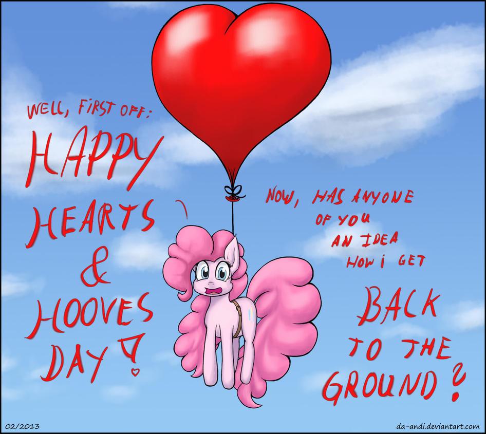 Pinkie valentine by da-andi