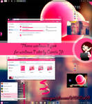 T H E M E W8 PINK FOR W7