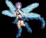 Dragonfly girl (v.1)