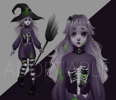 ~CLOSED~ Adoptable Auction #3