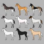Horse Adopts (OPEN)