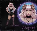 [re-OPEN ADOPT] Cute little lamb by ChuutiXowa