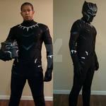 Black Panther cosplay 01