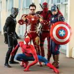 Avengers Assemble!... with Deadpool?