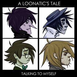 Loonatics Tale Demon Days Thingggg by ServantOfTheKnight