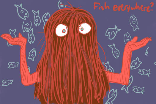 Harry Fish Everywhere