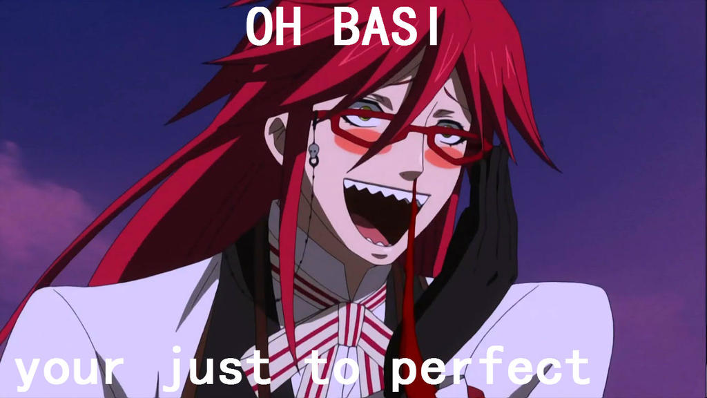I love grell so much XD by KoyMija