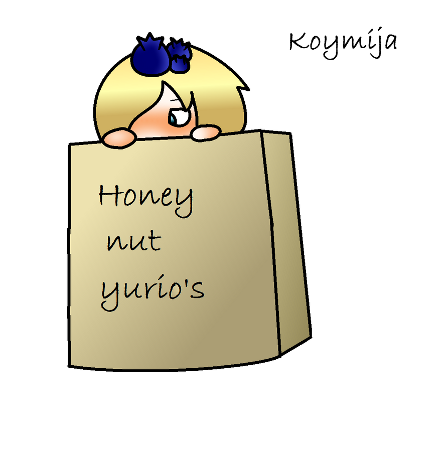 Honey Nut Yurio's (GIFT) by KoyMija