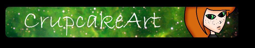 CrupcakeArt FanButton (winner/request) by Koymija
