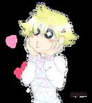 Maku Being a precious bean MY OC 