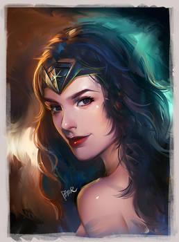 Wonder Woman by superschool48