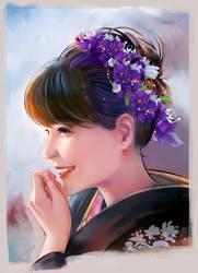 KIMONO by superschool48