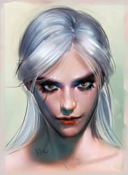 Ciri by superschool48