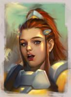 Brigitte by superschool48