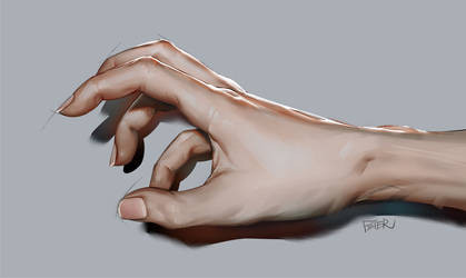 Hand by superschool48