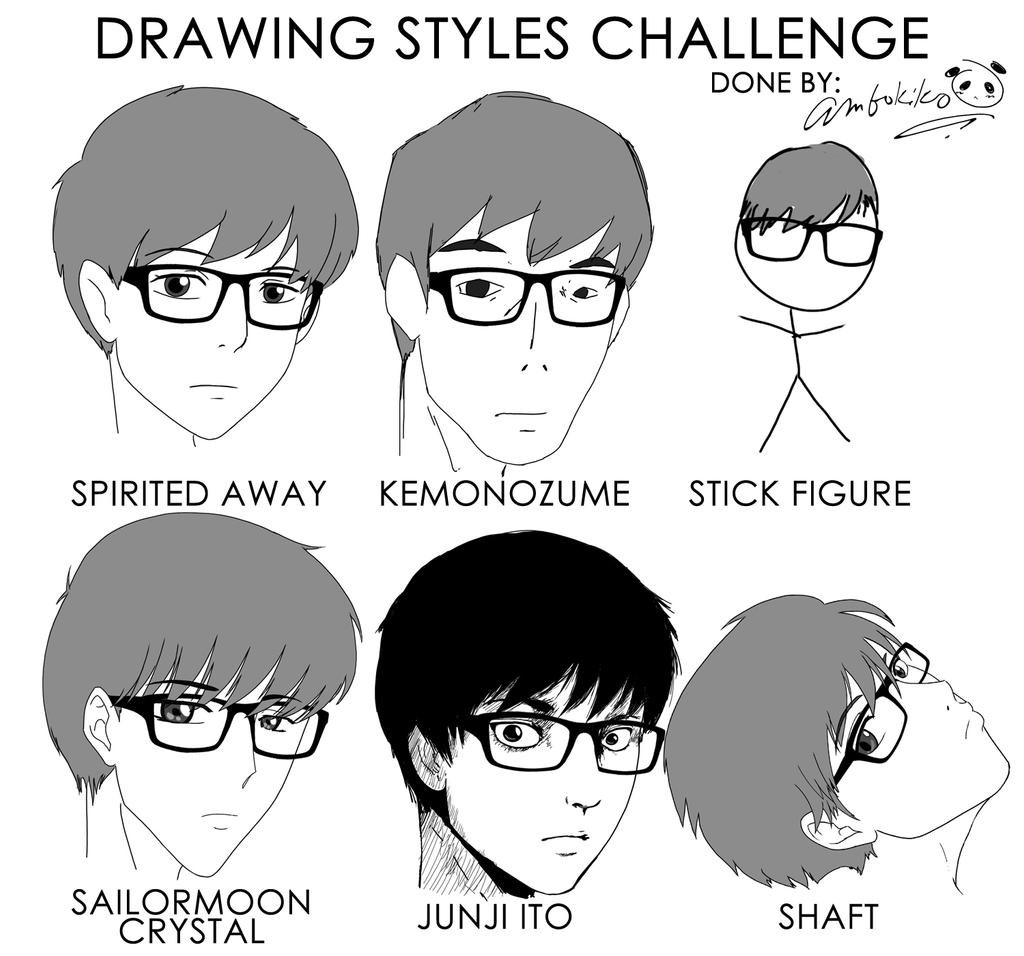 how to draw anime style for beginners