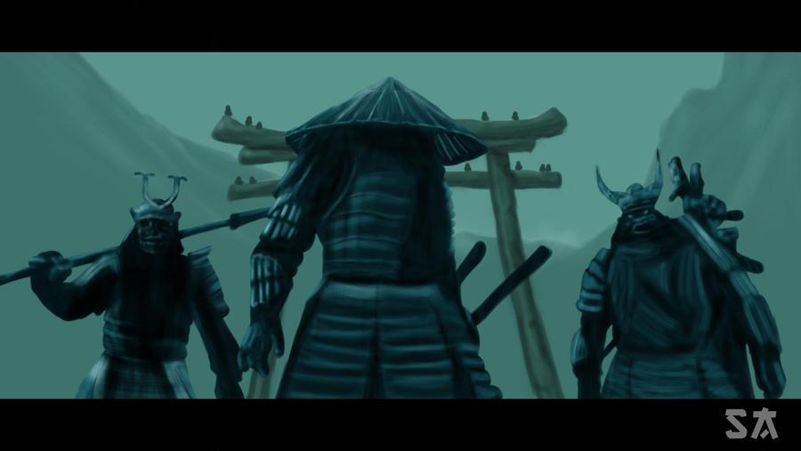 Samurai Sucker Punch