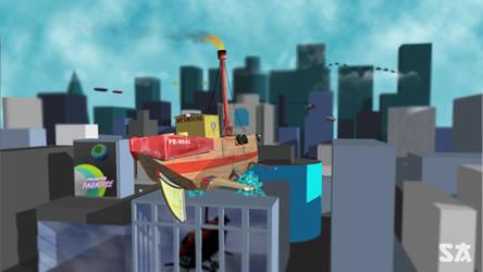 Flying Boat by Stadam91
