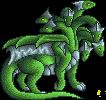 Seven Headed Dragon Adult by RainstarKitty