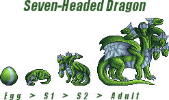 Seven-Headed Dragon