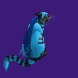 Blue as a Cat