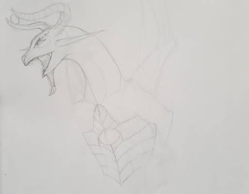 Nicol Bolas Sketch