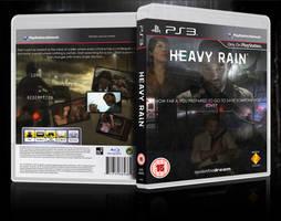 Game Case Artwork - Heavy Rain by Birdie94jb