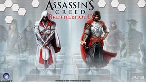 AC: Brotherhood Wallpaper by Birdie94jb